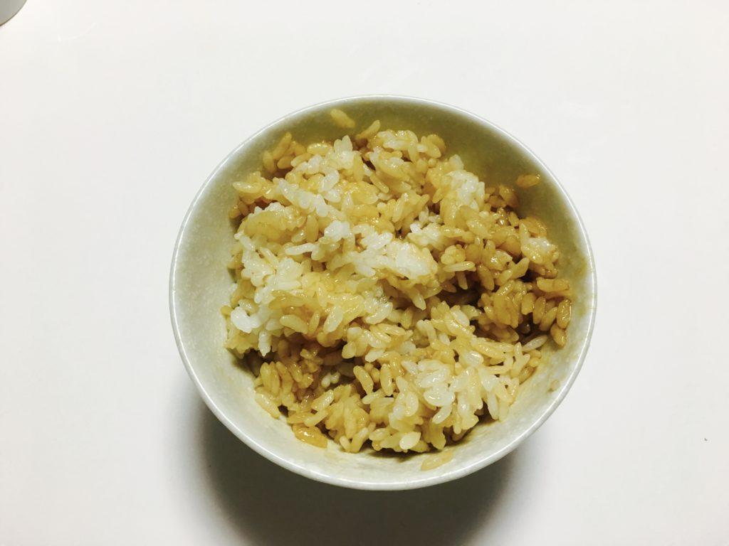 北海道グルメバター醤油ごはん