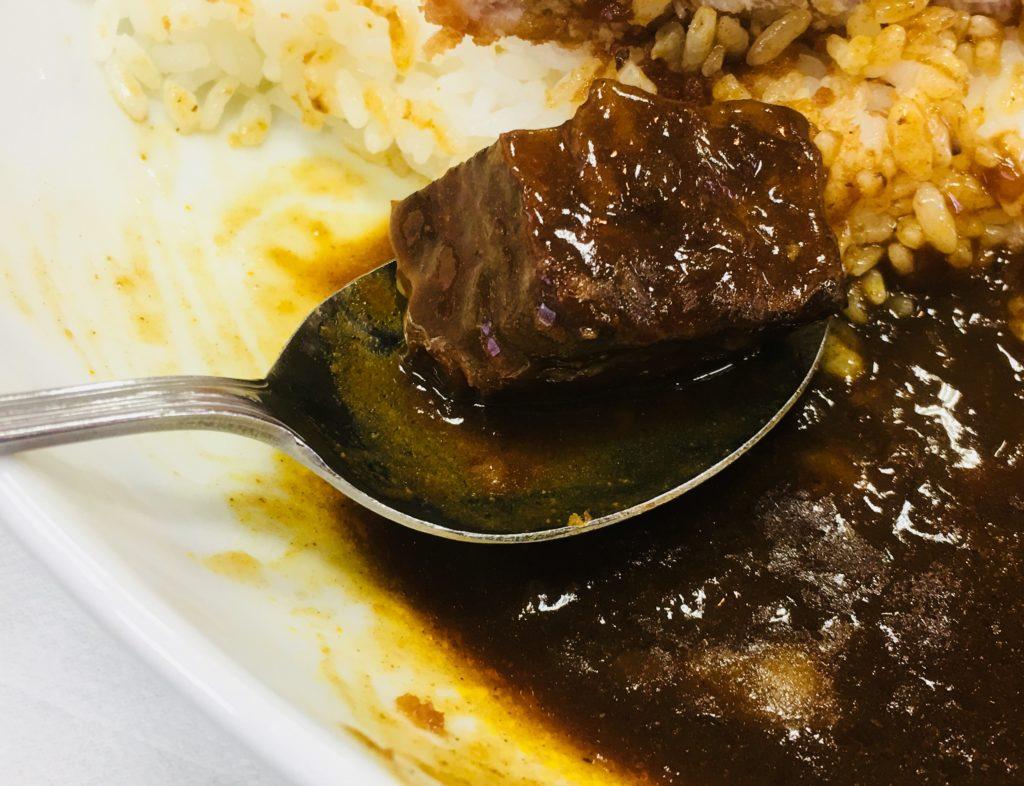 なか卯 カレー 牛肉