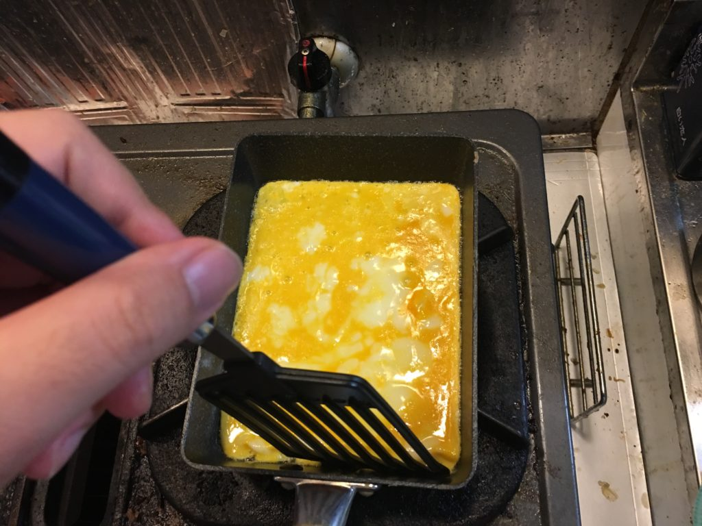 卵焼きの作り方3