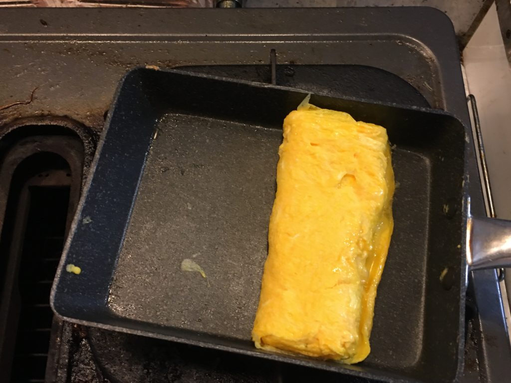 卵焼きの作り方4