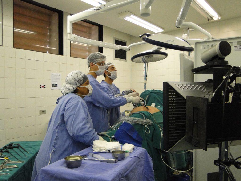 腹腔鏡手術による胆嚢摘出を体験!術後は日に日に復活