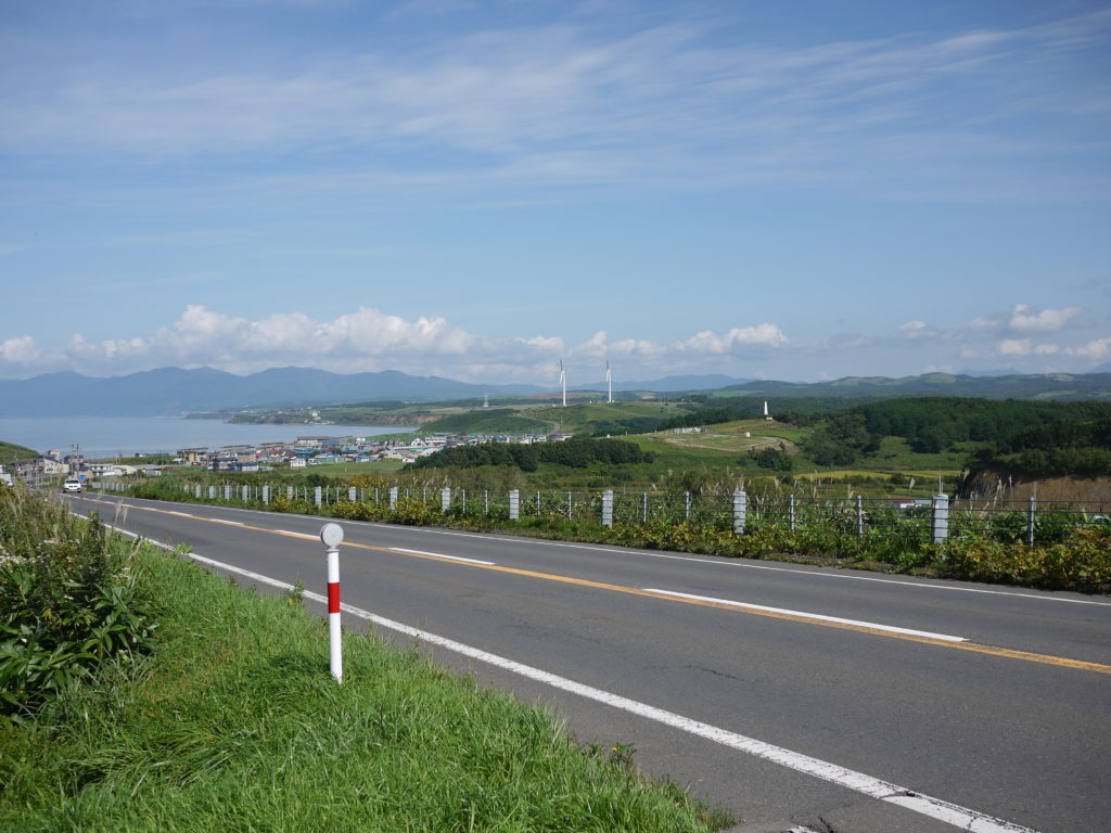 北海道浜益町