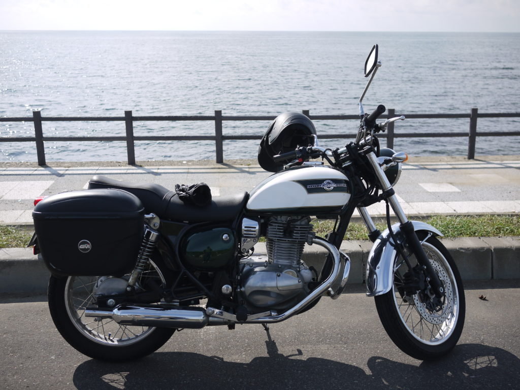 エストレヤ 250cc