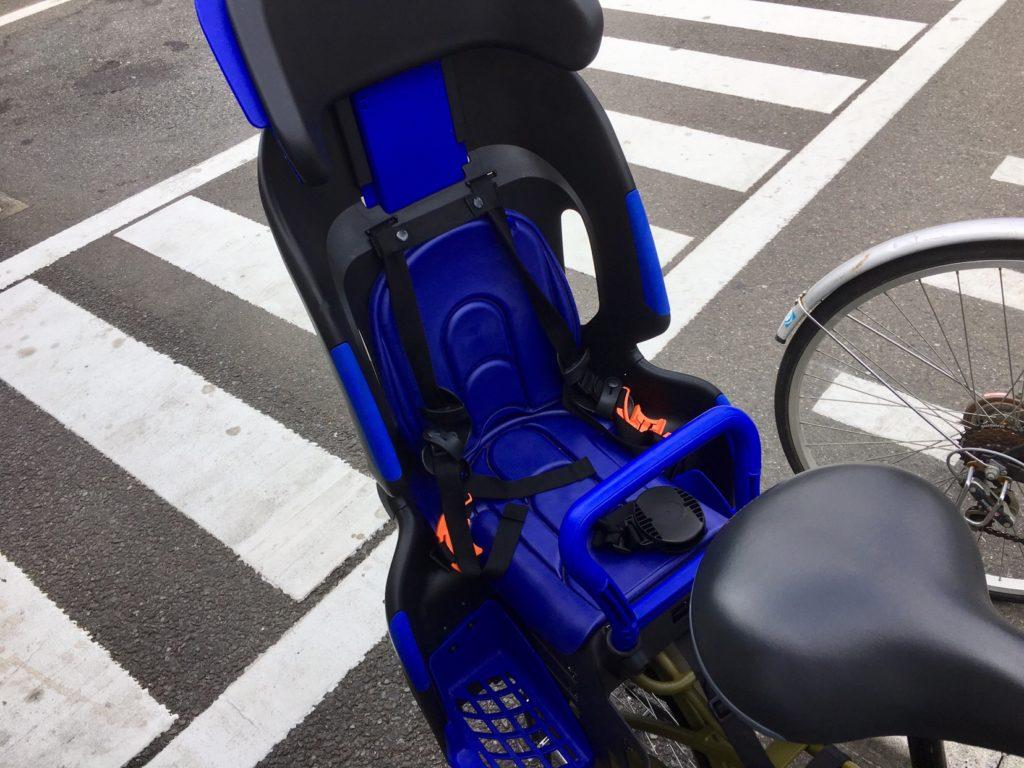 保育園送迎 自転車 感想