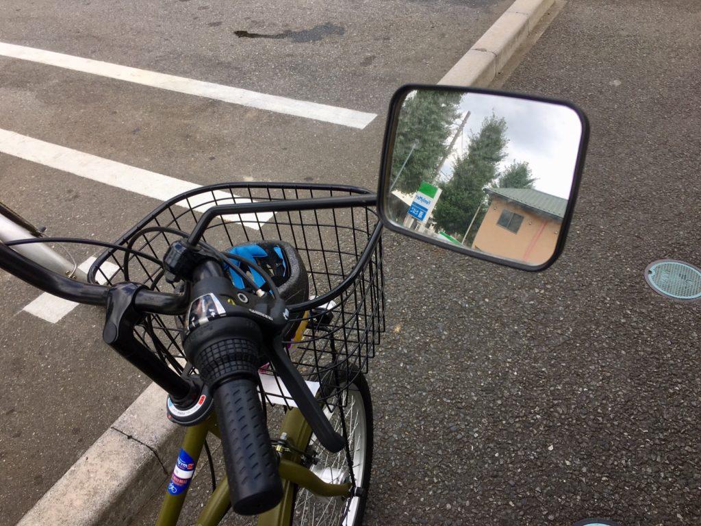 保育園送迎 自転車 おすすめ ミラー
