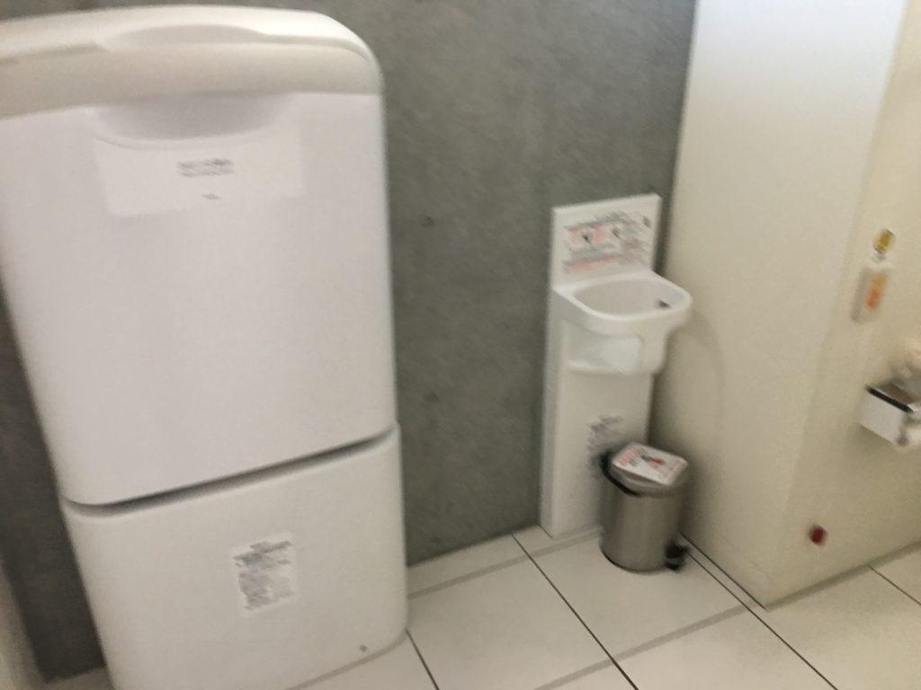 当別道の駅のトイレ