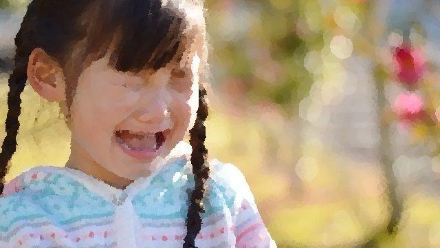お店で子供が泣くのを止める方法