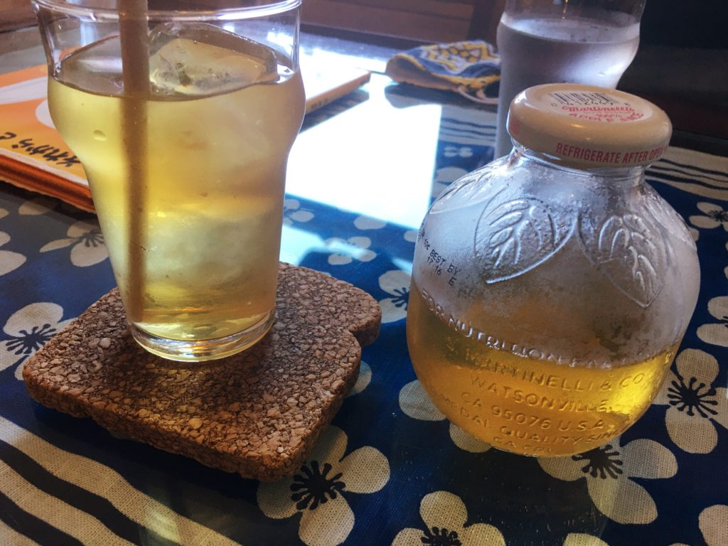 yucanaのアップルジュース