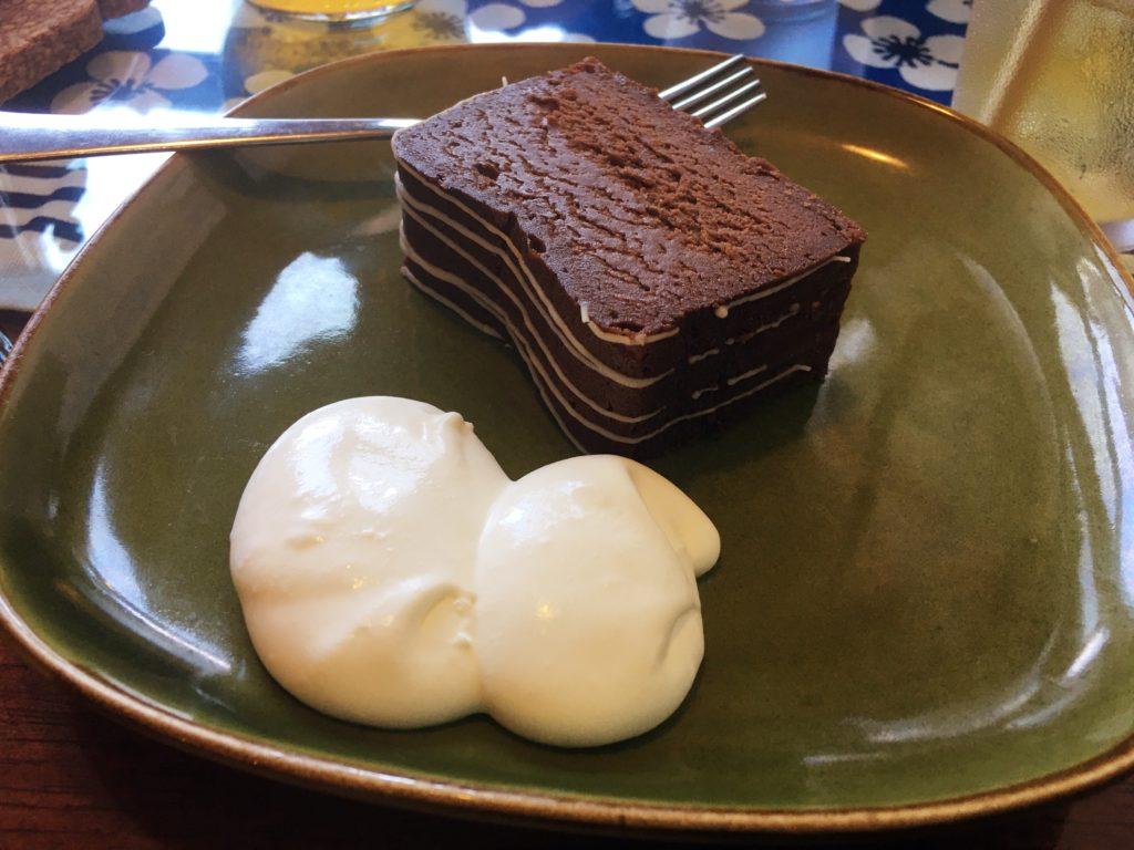 yucanaのガトーショコラ