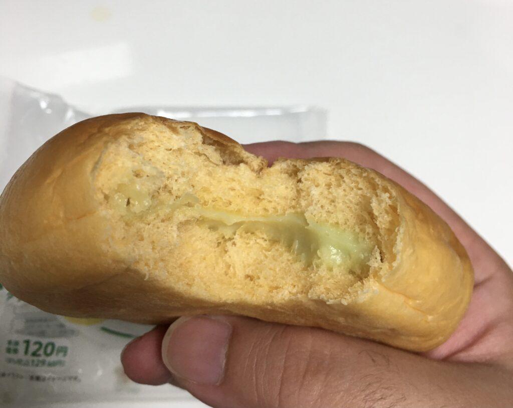 セコマのダブルメロンクリームパン