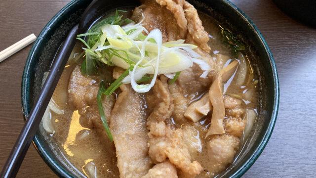 銀波露のぱいくぅ麺